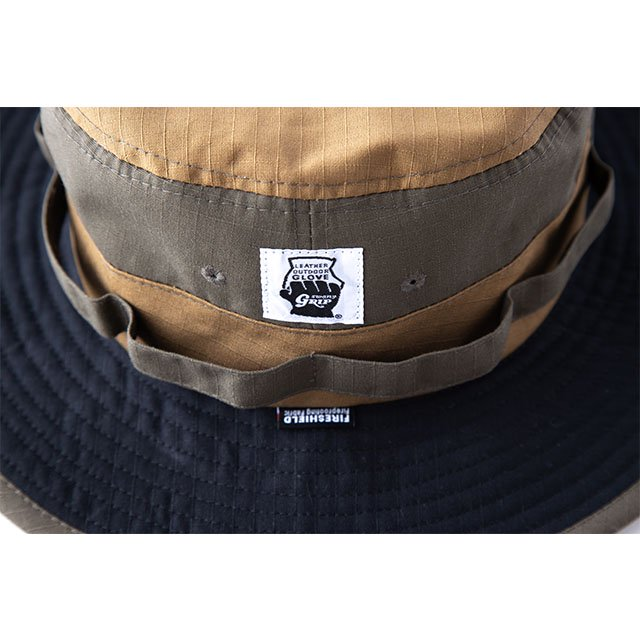 [GSA-46K] KID'S FP CAMP HAT / MULTI