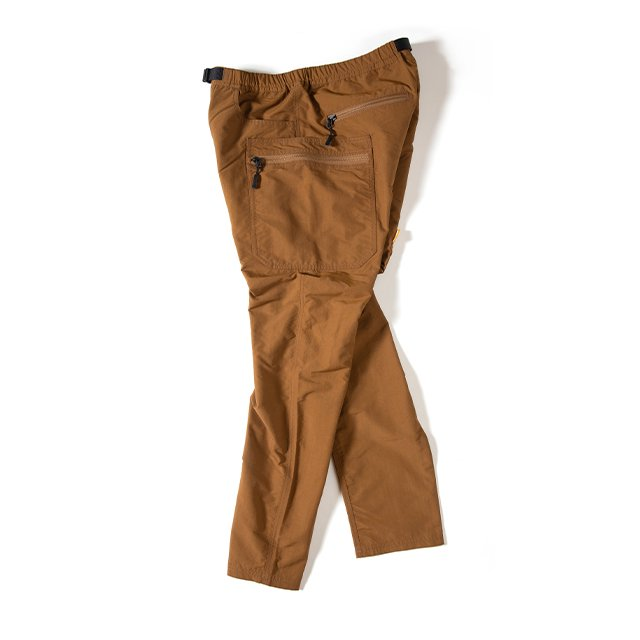[GSP-44] GEAR PANTS / MD.BROWN