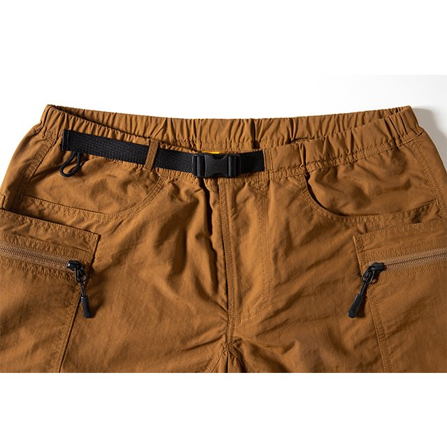 [GSP-45] GEAR SHORTS / MD.BROWN