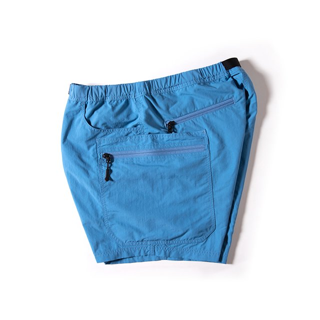 [GSP-45] GEAR SHORTS / SMOKEBLUE
