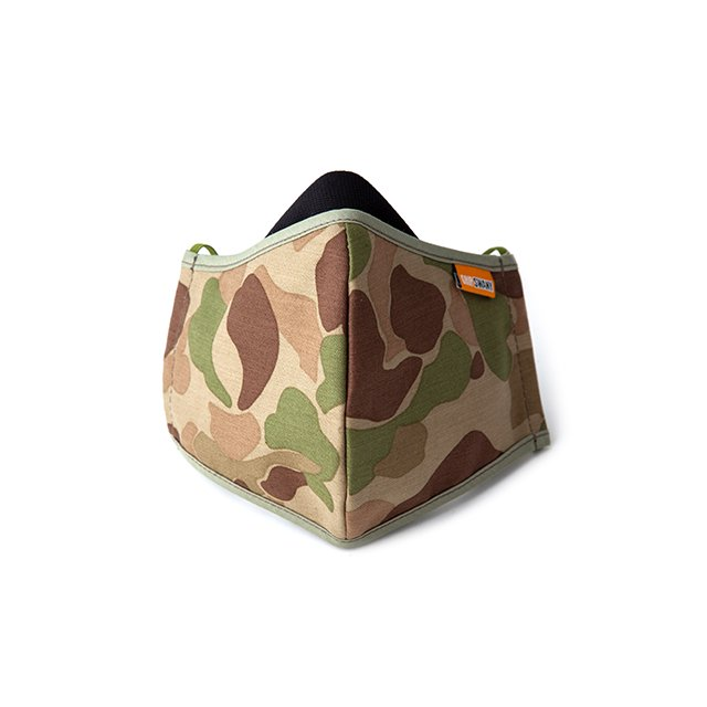 [GSM-02] GS CAMP MASK / OLIVE CAMO