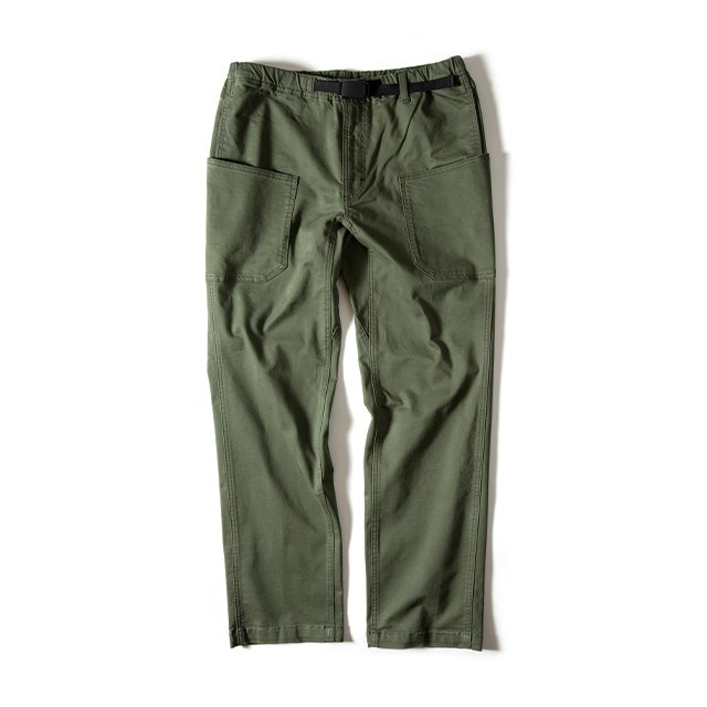 [GSP-71] CAMP PANTS / ARMY GREEN