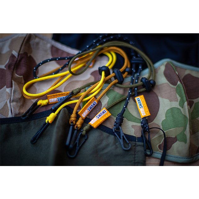 [GSM-03] GS MASK STRAP / YELLOW