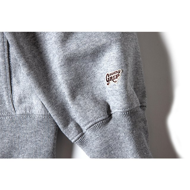 [GSC-32] SWANY BOY HOODIE / GRAY