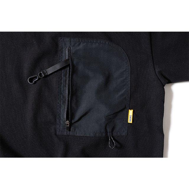 [GSC-34] GEAR POCKET T SHIRT 2.0 / INK BLACK