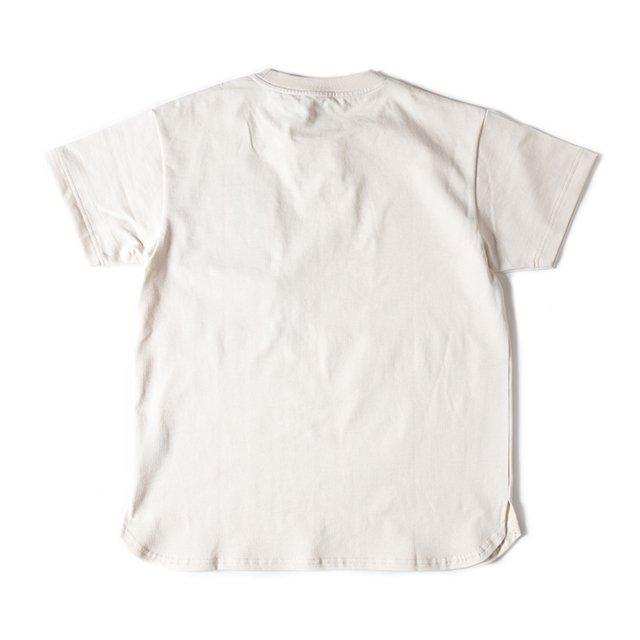 [GSC-34] GEAR POCKET T SHIRT 2.0 / WHITE (DESERT COYOTE)