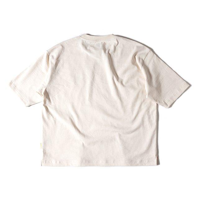 [GSC-35] CAMP POCKET T SHIRT 2.0 / WHITE