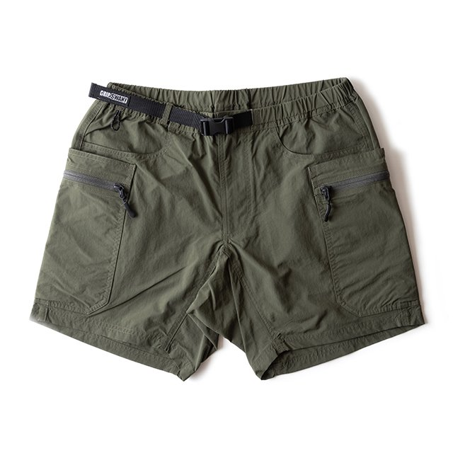 [GSP-45] GEAR SHORTS / ALPHA OLIVE