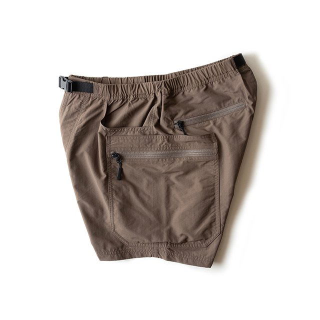 [GSP-45] GEAR SHORTS / CHARCOAL