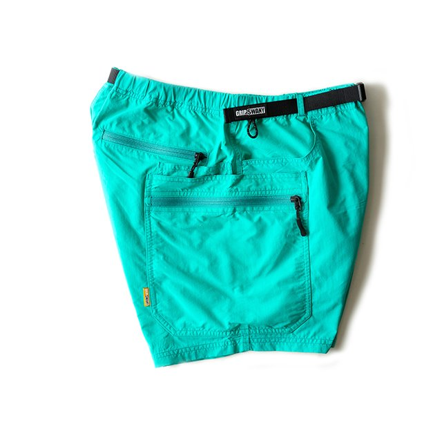[GSP-45] GEAR SHORTS / MALIBU GREEN