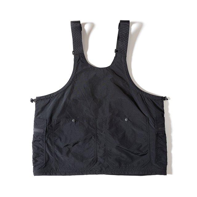 [GSV-05] GEAR BAG VEST / INK BLACK