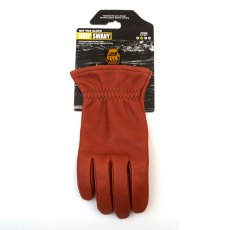 G-50 LEATHER WORK GLOVE RED