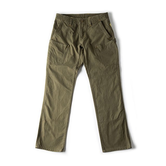 [GSP-12] WORK PANTS � / KHAKI