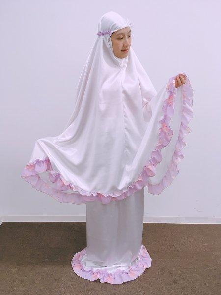 【NEW】桜咲く〜心ときめく礼拝着ムクナ