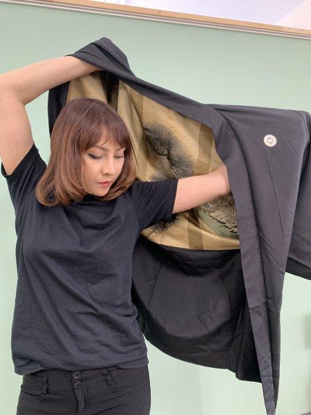 【海外土産に最適】海外の方に大人気!ビンテージ羽織
