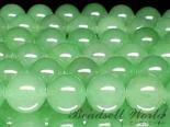 連素材◇グリーンアベンチュリン 6ミリ〜12ミリ 約40センチ