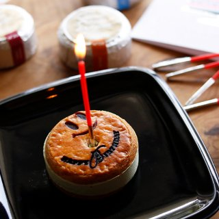 2020Candle Standing Birthday5*c