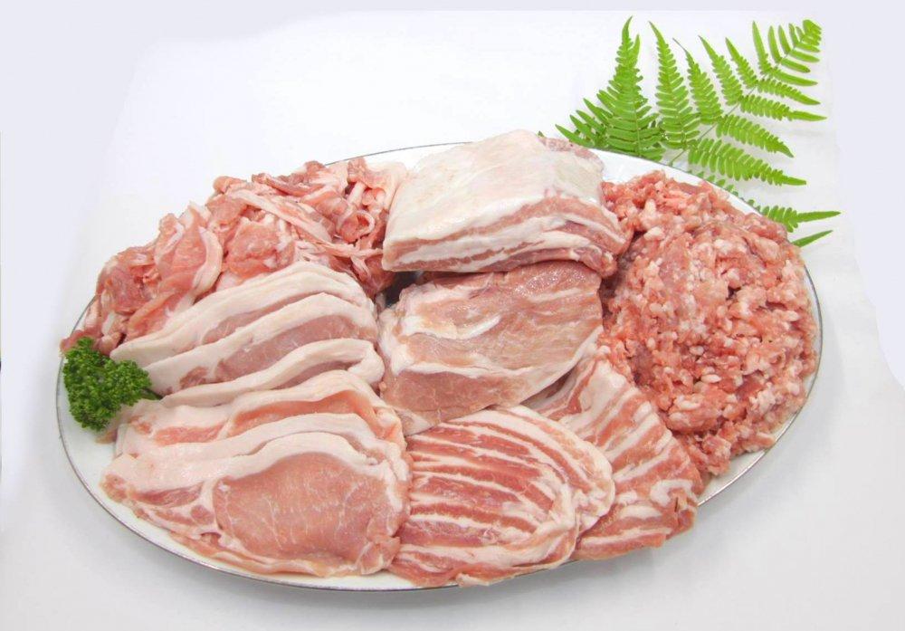 国産豚バナナポーク バラエティーセット