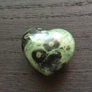 『 カンババ ジャスパー Puffy Heart 』