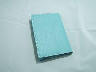 イタリアンレザーブックカバー 文庫本サイズ 手縫い