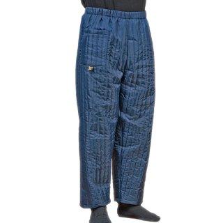 男キルトズボン 【農作業】【防寒着】【防寒服】【キルティング】【作業ズボン】