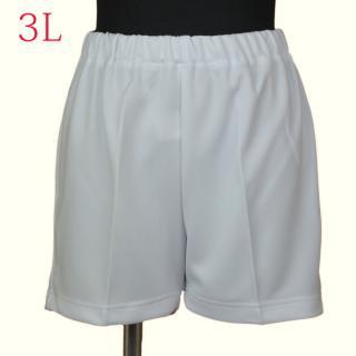 祭りジャージパンツ・短3L 大きいサイズ 運動会 祭りパンツ 男女兼用