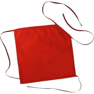 地蔵前掛け紅色5枚組 神社仏閣 六地蔵 地蔵盆
