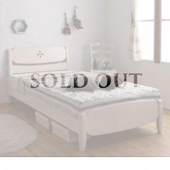 北欧デザインすのこベッドシングルベッドmirloミルロ|人気の(S) シングルベッド通販店Sotao