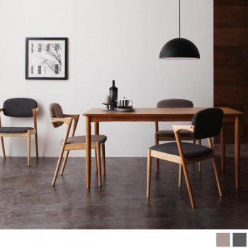 北欧ダイニングテーブルセットJuhanaユハナ/5点セット(ダイニングテーブル+チェア4脚) |人気の通販店Sotao