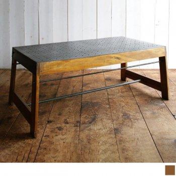 西海岸テイストヴィンテージ家具シリーズRicordoリコルド ローテーブル(w120)|人気のローテーブル通販店Sotao