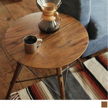 西海岸テイストヴィンテージ家具シリーズRicordoリコルド サイドテーブル|人気のローテーブル通販店Sotao