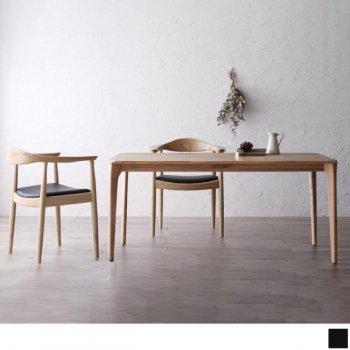 C.K.シーケー 3点セット(テーブル+チェア2脚) W150
