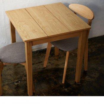 W68cm スクエアサイズのコンパクトダイニングテーブルFAIRBANXフェアバンクス テーブル ナチュラル|人気のダイニングテーブル(単品)通販店Sotao