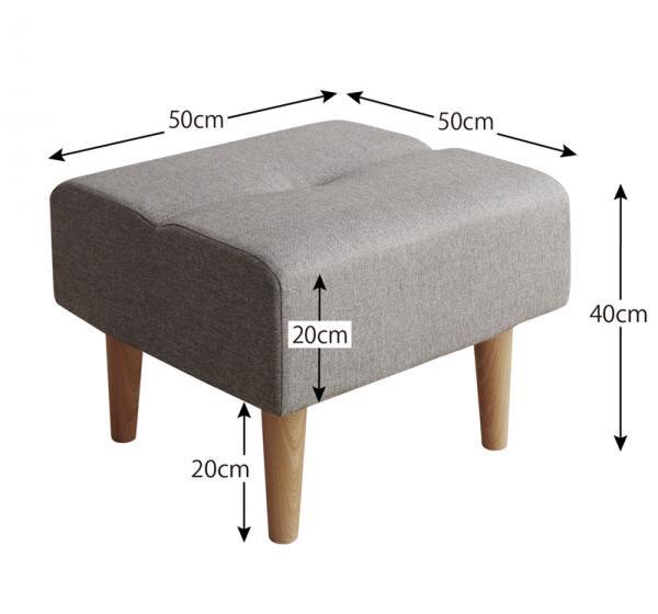 こたつもソファも高さ調節できるリビングダイニングセットpuits ピュエ +スツール 5点セット の画像