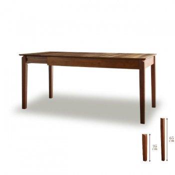 高さ調節機能付き 伸縮ダイニングテールAdolf アドルフ ダイニングテーブル W120-180|人気のダイニングテーブル(単品)通販店Sotao