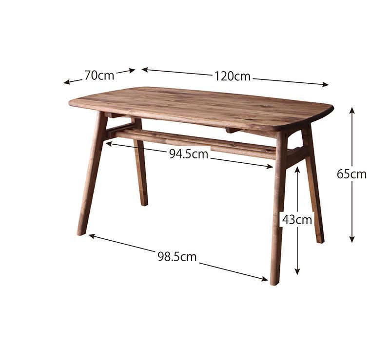 総無垢バーチ材北欧リビングダイニングAnette アネッテ 3点セット(テーブル+2Pソファ1脚+アームソファ1脚)の画像