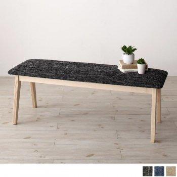 北欧のシンプルデザインベンチtititto ティティット ベンチ 2P|人気のダイニングチェア・ベンチ・ソファ(単品)通販店Sotao