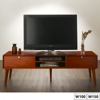 Zinole ジノレ テレビボード W100/150