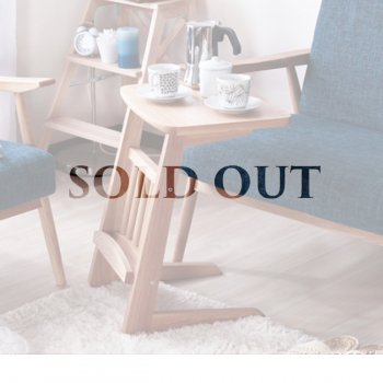 北欧スタイル ナチュラルな木目のサイドテーブルFikaフィーカ - サイドテーブル|人気のローテーブル通販店Sotao