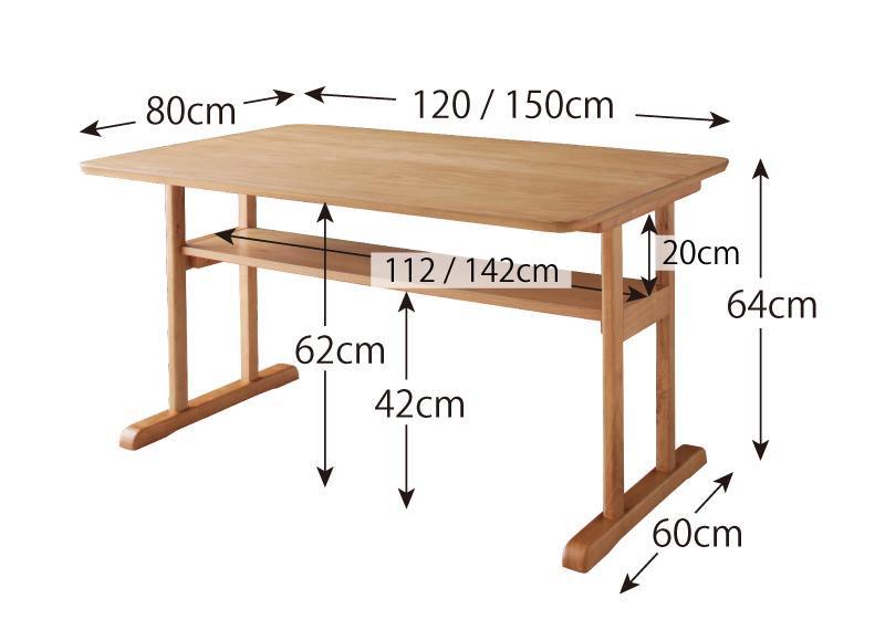北欧ソファダイニングセットHARPERハーパー 4点セット(ダイニングテーブル+2Pソファ+1Pソファ2脚)の画像