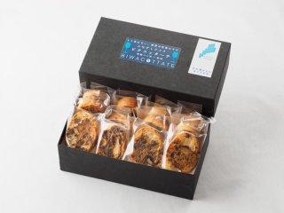 【個包装24枚の箱入り】壱製パン所×鮒味のふなずしラスク「ビワコッターテ」