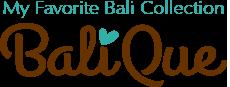 バリ島ナチュラルコスメとジャムウ BaliQue