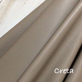 カルトナージュ用『シュリンク』         Leather 36×36�  Creata(トープ)