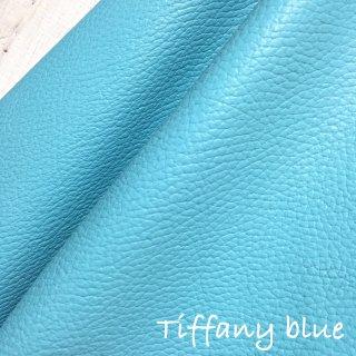 カルトナージュ用『シュリンク』         Leather 36×20�  Tiffany Blue(テイファニーブルー)