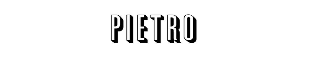 PIETRO ONLINE SHOP