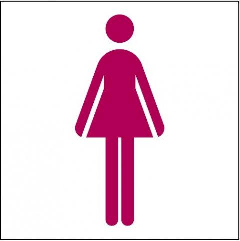 WEST SIGNSYSTEM 女子化粧室(Standard type)