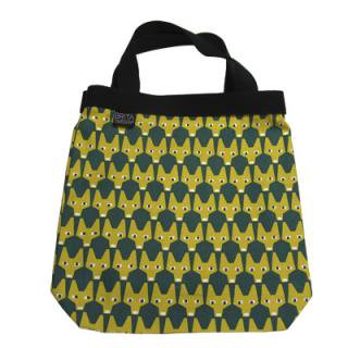 SMALL BAG RUT GREEN