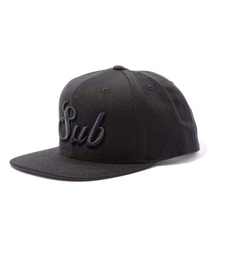 SNAP BACK CAP-MIDDLE LOGO-