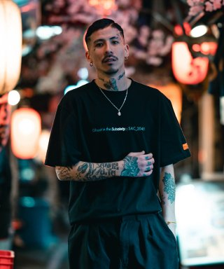 Ghost in the Subciety S/S