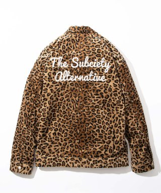 <img class='new_mark_img1' src='https://img.shop-pro.jp/img/new/icons7.gif' style='border:none;display:inline;margin:0px;padding:0px;width:auto;' />LEOPARD SWING TOP